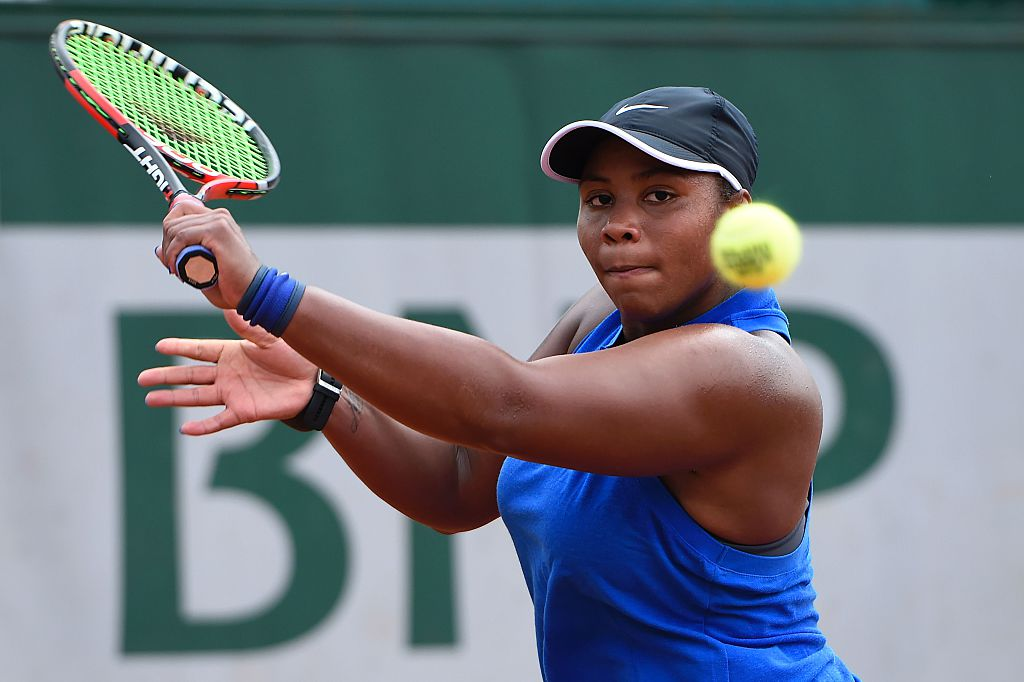 e6843e49f 30 best wallpaper images about Taylor Townsend tennis player