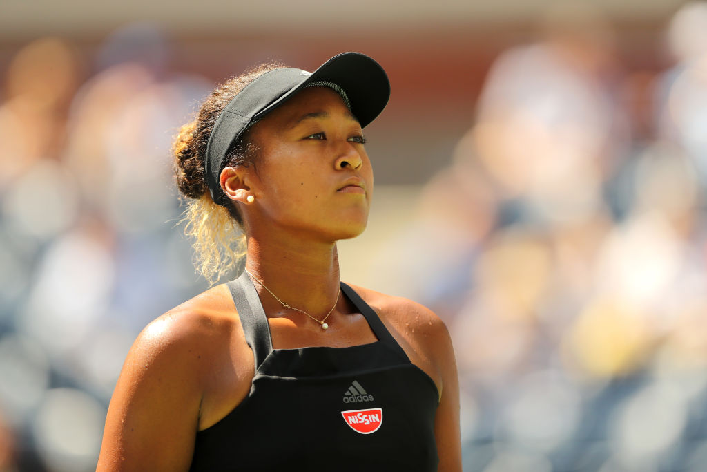 Francois Illas New Tradition: NAOMI OSAKA: 'EVERYBODY ON THIS PLANET CAN LEARN FROM THAT