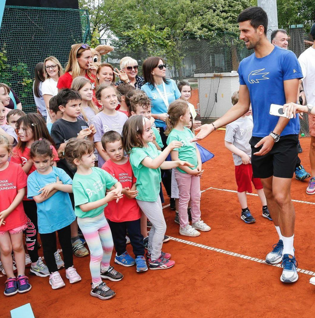 Novak Djokovic There S A Witch Hunt Against Me Insidetennis Com
